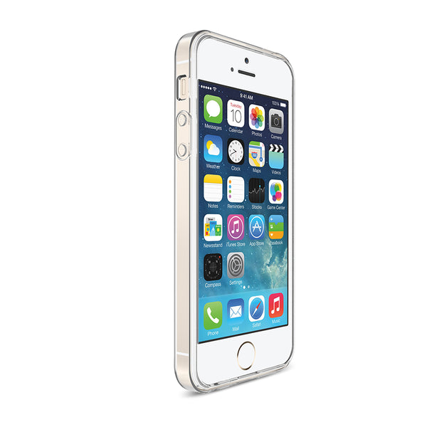 Protective Clear Slim Case - iPhone 5/5s