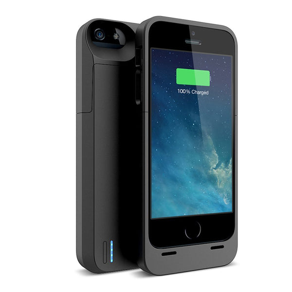 best loved 7f2f8 b9d2c DX-5 Protective Battery Case (2300mAH) - iPhone 5/5s