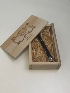 Personalised Wooden pen box, including personalised pen