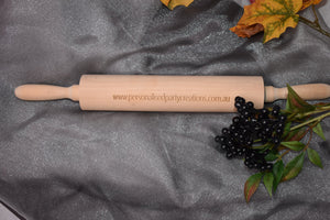 Personalised Wooden Rolling Pin