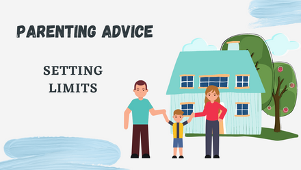Guidelines for setting limits with your kids
