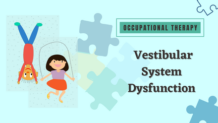 What happens if the vestibular system is damaged