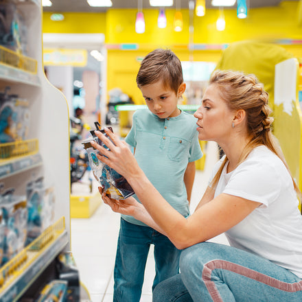 Holiday Gift Shopping with a Child with ADHD