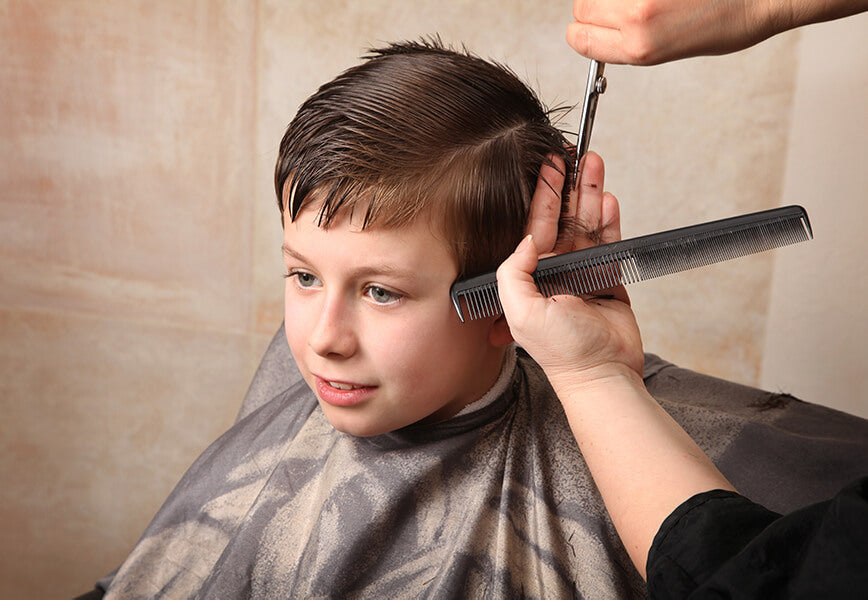 Autism friendly haircuts