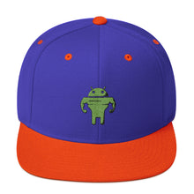 CodingWithMitch Android Snapback Hat