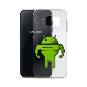 CodingWithMitch Android Samsung Case