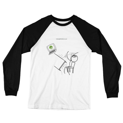 Android Studio Flip Desk Long Sleeve