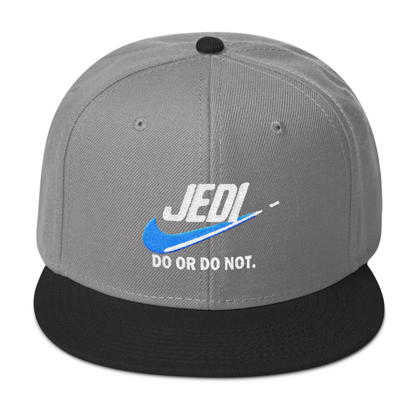 Jedi Do Or Do Not Snapback The Bunker Tee Shirt Shop