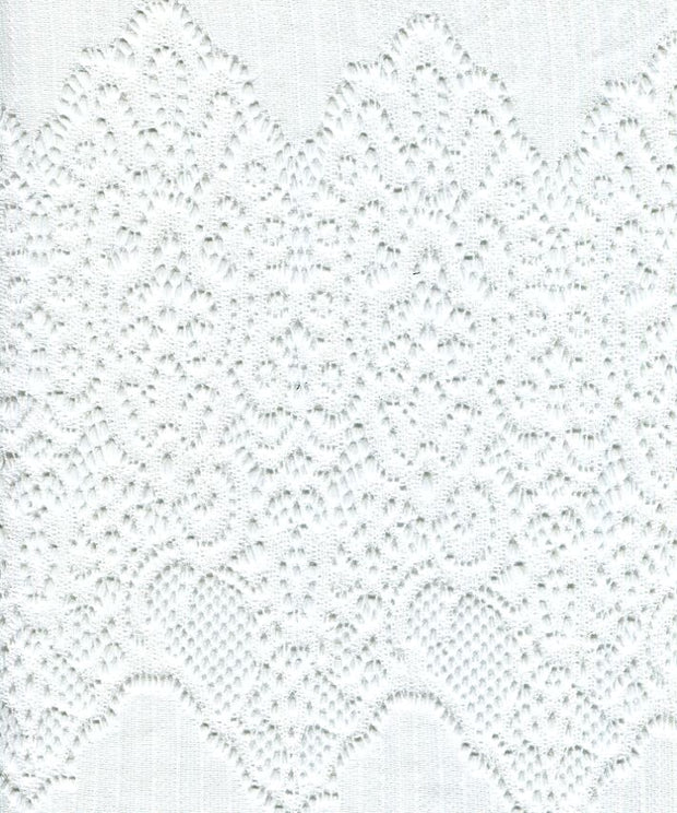LACE3673 WHITE