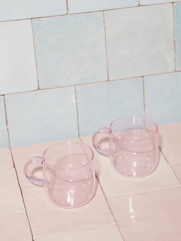 Coro Cup Set- Pink