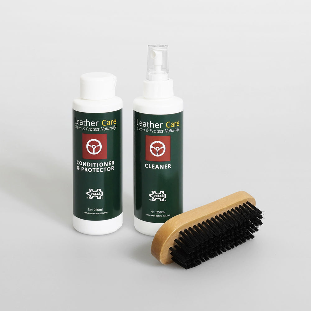 Automotive Leather Care Kit