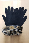 Madison Faux Fur Cuff Glove