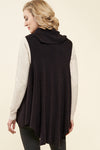 Jasmine 4-in-one one size - vest black