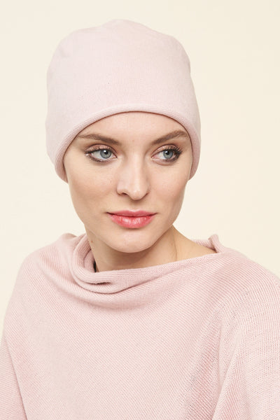 Cotton Roller Beanie Head Cover - Parkhurst Knitwear