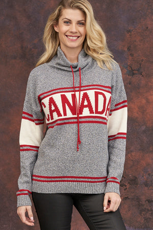 Canada Pull Over - Parkhurst Knitwear