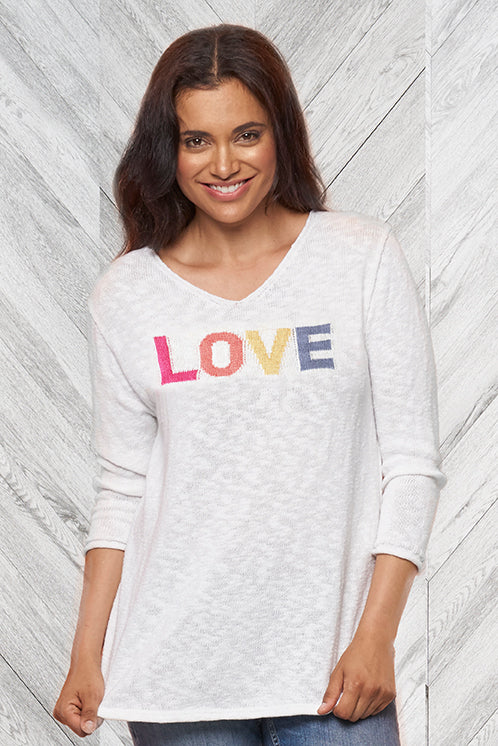 LOVE SWEATER - Parkhurst Knitwear