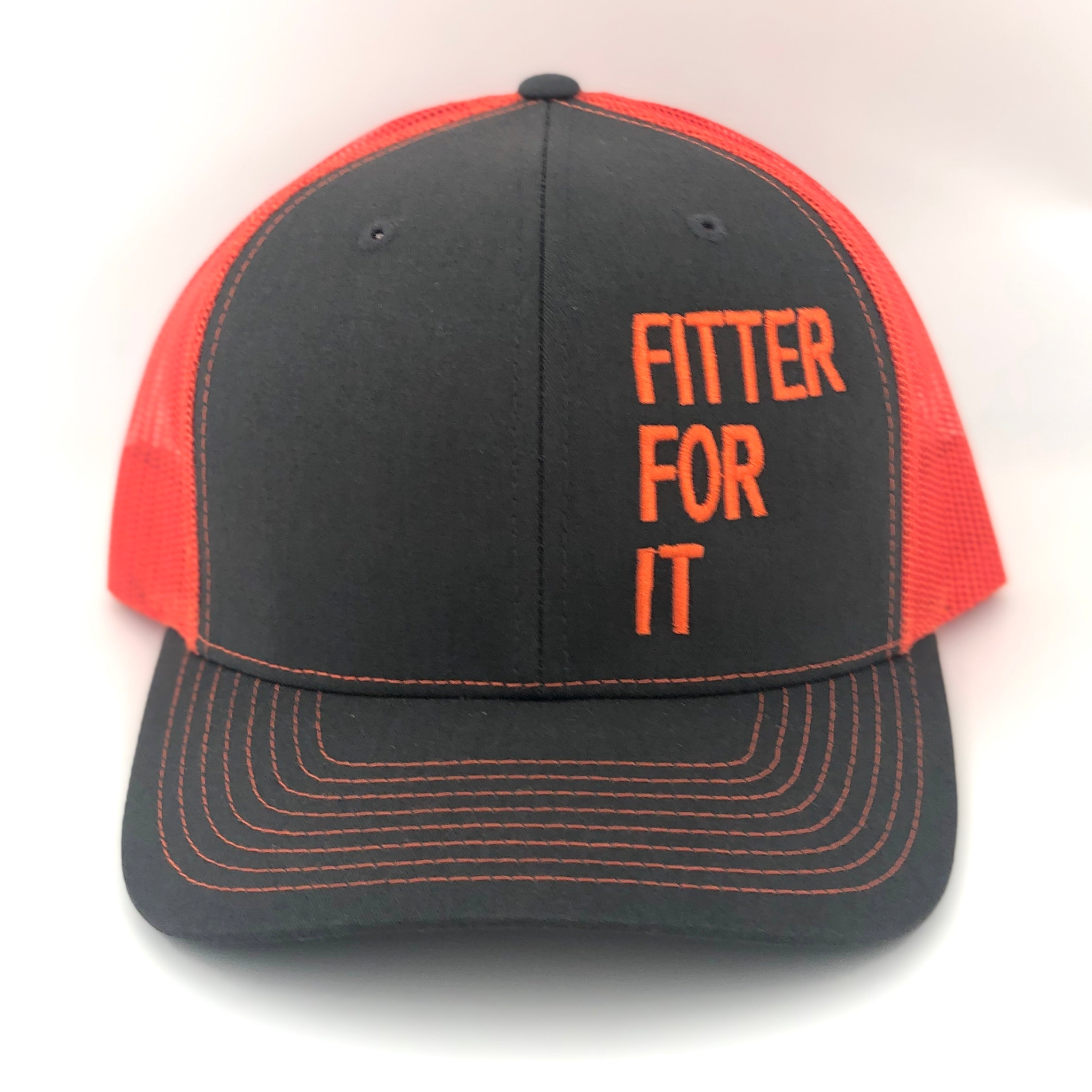 Fitter For It Trucker Hat
