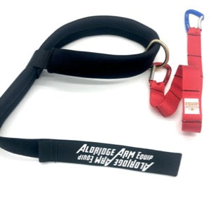 """Aldridge Arm"" Harness & Strap (Deadlift Accessory)"