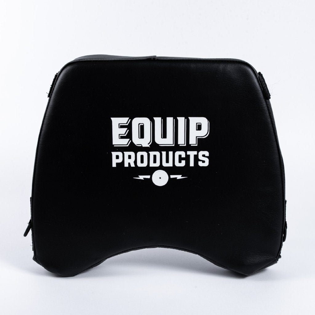 Large LapMat™ With Equip Logo Standing Upright