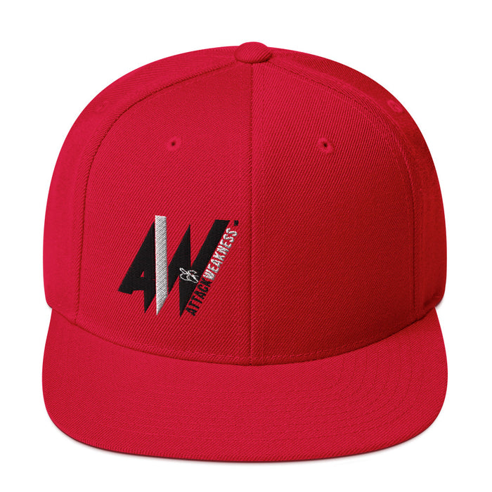 Attack Weakness Flat Bill Hat