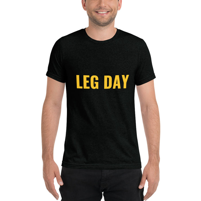 LEG DAY Short sleeve t-shirt