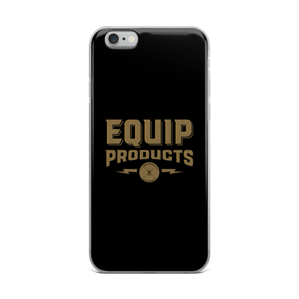 Equip Branded iPhone Case