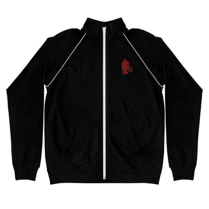 WheelWod Piped Fleece Jacket