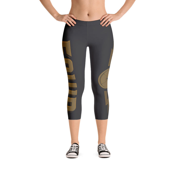 Capri Leggings - Sport the Equip Brand