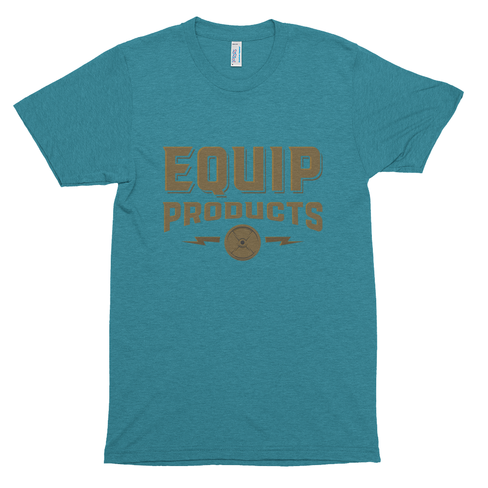 Equip Branded T-Shirt:  Short sleeve soft t-shirt