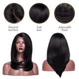 This is the picture front and back of this wig and the details.