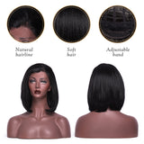 This is the hair quality, the hair set, and other details of the wig .