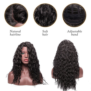 These are some details of this wig-hairline,adjustable band.