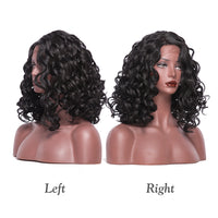 This is the left and right side of this wig.