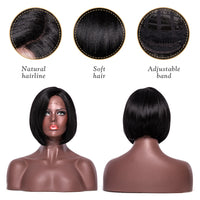 This is the front and back of this wig.