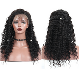This is the front and back of the wig .