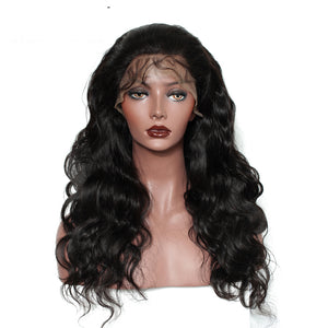 This is the front of the wig.