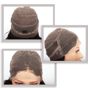 This is a 360 Glueless Lace Wig Cap.