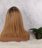 This is the back of wig.