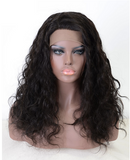 This is Best Quality Brazilian Virgin Human Hair Body Wave 13*4 Lace Front Wigs Affordable Hair.