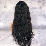 360 Lace Wig Human Hair Natural Wave [HW018]