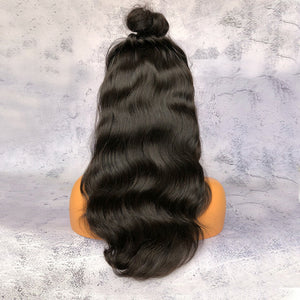 Promotion COLODO Lace Wig Body Wave Virgin Human Hair  [HW015]