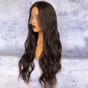 """Waveline"" High Quality Lace Wig Body Wave [HW014]"