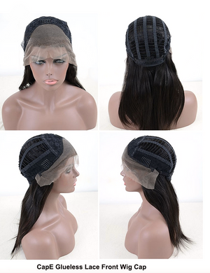 This is a  Glueless Lace Front Wig Cap.
