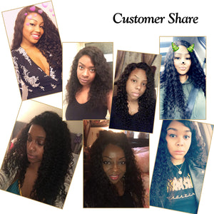 These are some customer share.