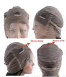 360 Glueless Lace Wig Cap Omni-directional detail display .
