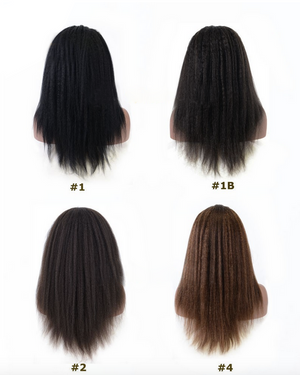 This wig has a variety of colors to choose from .