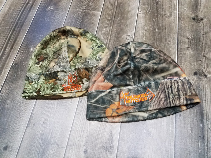 King's Camo Beanie - The Drunken Butcher