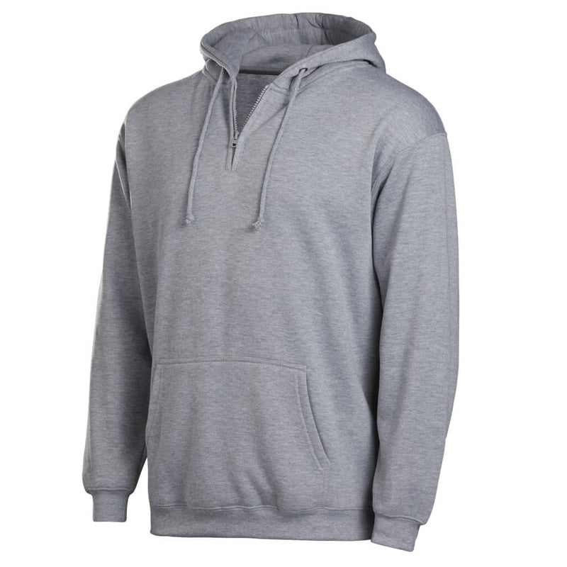 Adult Pullover Hooded 1/4 Zip