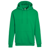Adult Pullover Hood with Hidden Zipper Pocket in Kelly