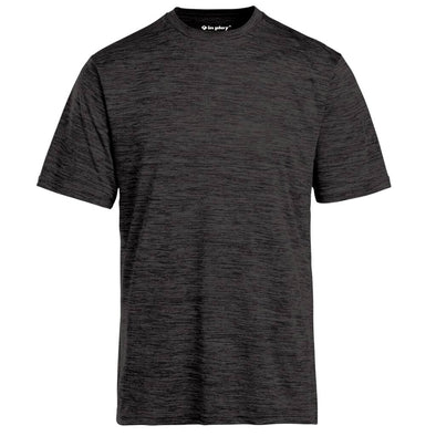 Youth Tonal Blend Short Sleeve T-Shirt In Play Sportswear Black